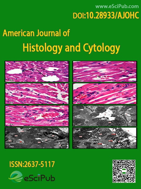 American Journal of Histology and Cytology1