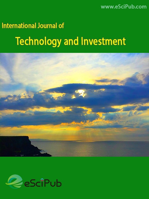 International Journal of Technology and Investment