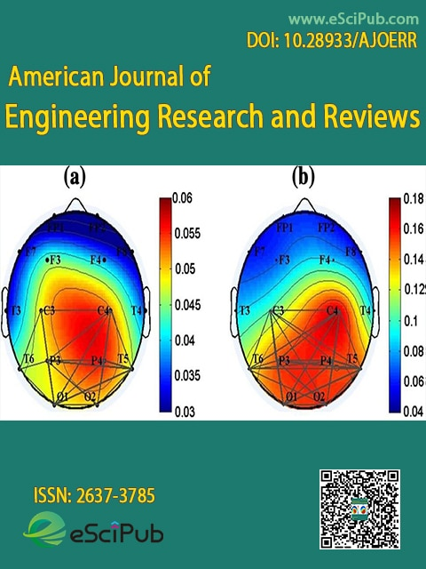 American Journal of Engineering Research and Reviews