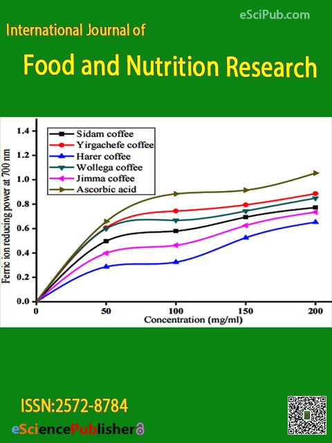 International journal of food and nutrition research