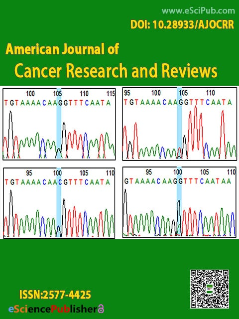 American Journal of Cancer Research and Reviews