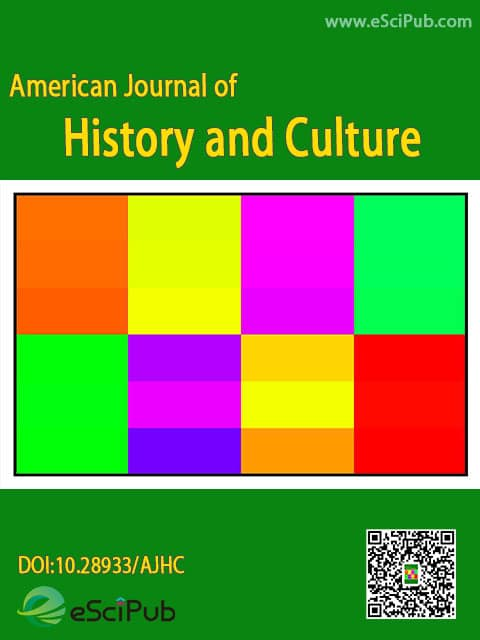American Journal of History and Culture
