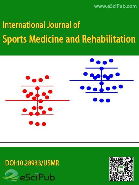 International Journal of Sports Medicine and Rehabilitation