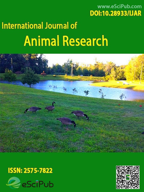 International Journal of animal research