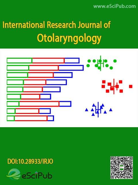 International Research Journal of Otolaryngology1