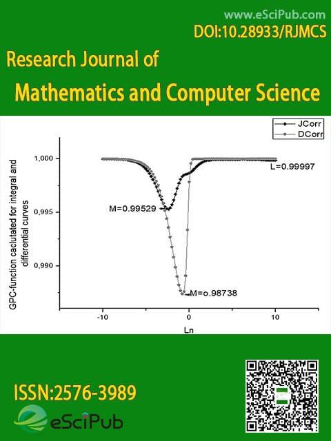 Research Journal of Mathematics and Computer Science