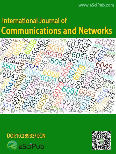 International Journal of Communications and Networks