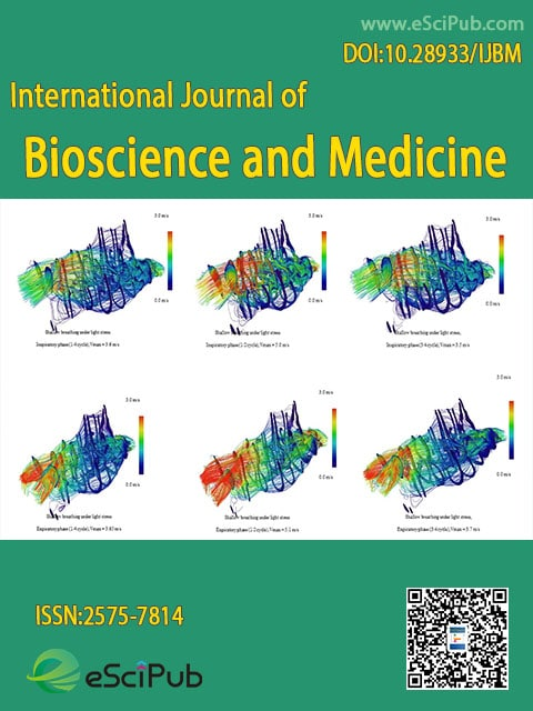 International Journal of Bioscience and Medicine