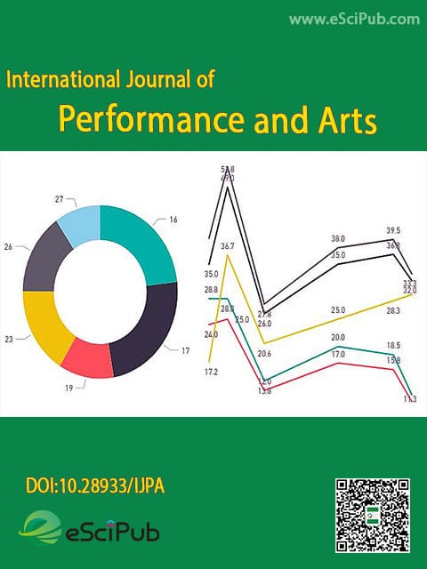 International Journal of Performance and Arts