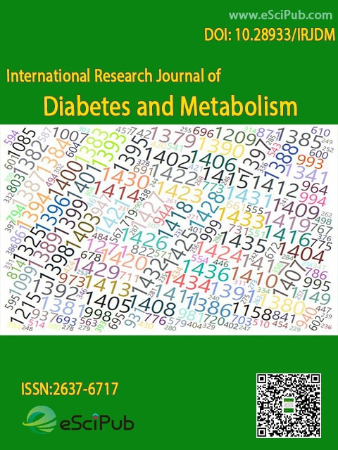 International Research Journal of Diabetes and Metabolism
