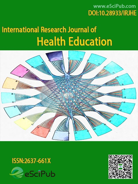 International Research Journal of Health Education