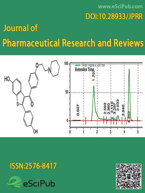 Journal of Pharmaceutical Research and Reviews