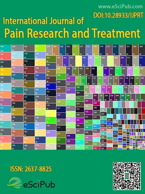 International Journal of Pain Research and Treatment