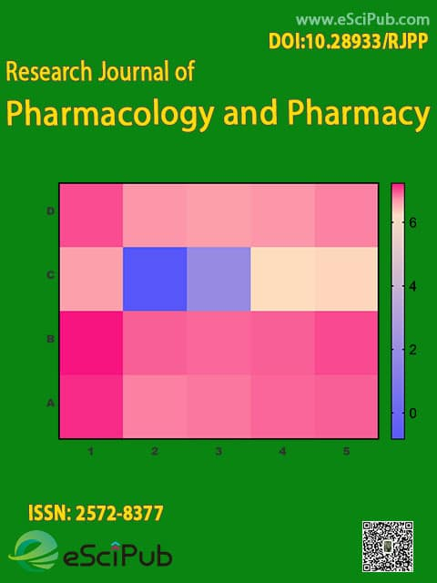 Research Journal of Pharmacology and Pharmacy (ISSN: 2572-8377)