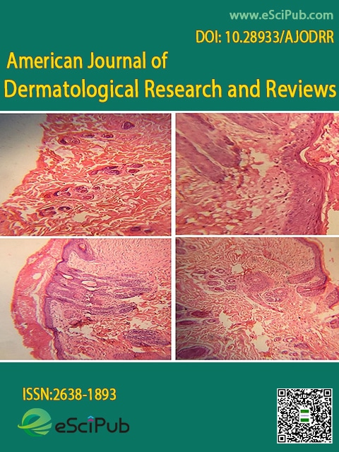 American Journal of Dermatological Research and Reviews