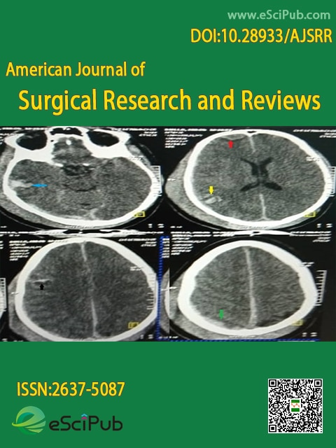 American Journal of Surgical Research and Reviews
