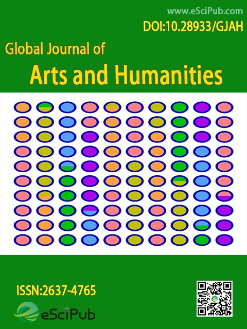 Global Journal of Arts and Humanities